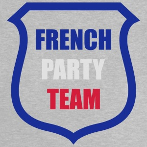 French Party Team Skjorter - Baby-T-skjorte