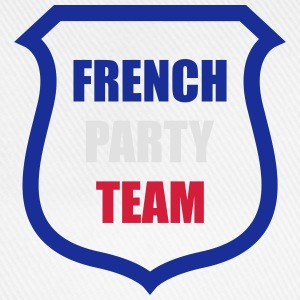 French Party Team Tee shirts - Casquette classique