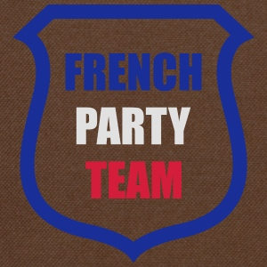 French Party Team Tee shirts - Sac à bandoulière