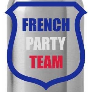French Party Team Tee shirts - Gourde