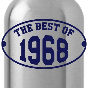 The Best of 1968 T-Shirts - Trinkflasche