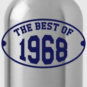 The Best of 1968 T-Shirts - Water Bottle