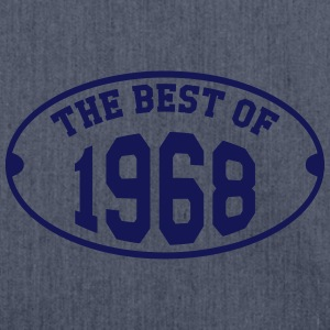 The Best of 1968 T-Shirts - Schultertasche aus Recycling-Material