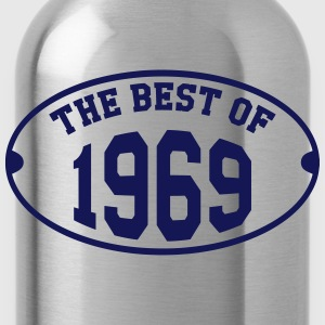 The Best of 1969 T-Shirts - Water Bottle