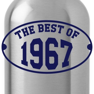 The Best of 1967 T-Shirts - Trinkflasche