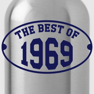 The Best of 1969 T-Shirts - Trinkflasche