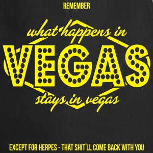 What Happens In Vegas - Cooking Apron