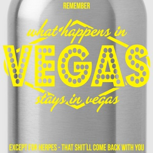 What Happens In Vegas - Water Bottle