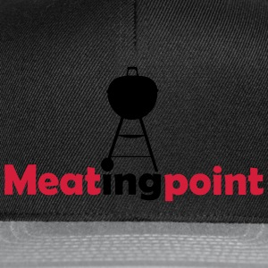 MEATing Point Grill - Snapback Cap