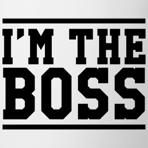 I'm the Boss Tee shirts - Tasse