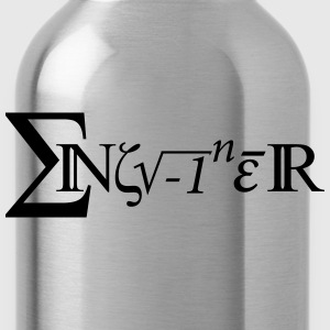 Engineer T-Shirts - Trinkflasche
