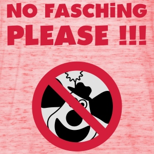 No Fasching Please ! T-Shirts - Frauen Tank Top von Bella