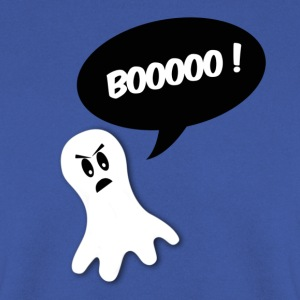 booooo ghost halloween T-skjorter - Genser for menn