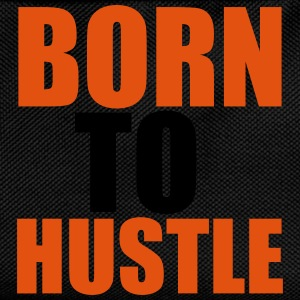 Born To Hustle T-Shirts - Kids' Backpack
