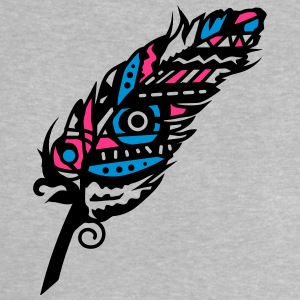 A patterned feather Shirts - Baby T-Shirt