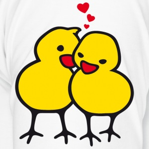 Chicks in Love - Männer Premium T-Shirt