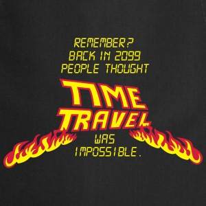Time Travel T-Shirts - Kochschürze