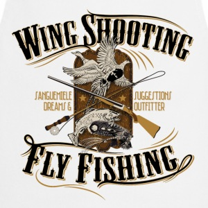 wingshooting_fly_fishing Tee shirts - Tablier de cuisine