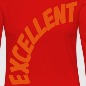 Excellent T-Shirts - Women's Premium Longsleeve Shirt