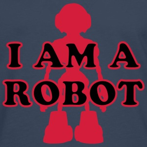 I am a Robot Tee shirts - T-shirt manches longues Premium Homme