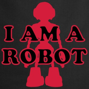 I am a Robot T-Shirts - Cooking Apron