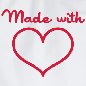 Made with love Gensere - Gymbag