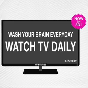 Wash your brain everyday T-shirts - Baseballcap