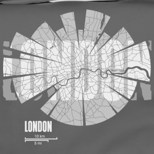 London T-Shirts - Umhängetasche
