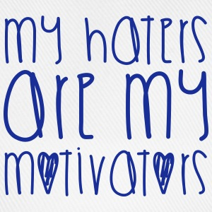 Haters Are My Motivators T-shirts - Baseballcap