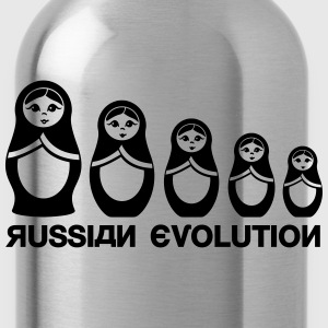 Russe Matriochka Evolution  Tee shirts - Gourde