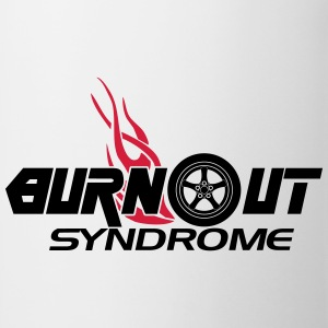 Burnout syndrome T-Shirts - Tasse