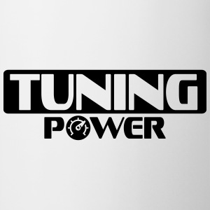 Tuning Power Magliette - Tazza