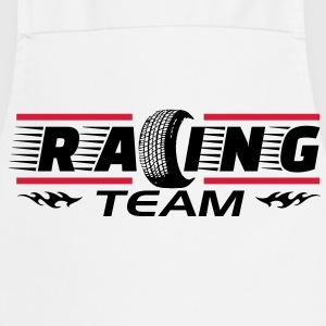 Racing team T-Shirts - Cooking Apron