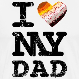 LoveDad Tablier - T-shirt Premium Homme