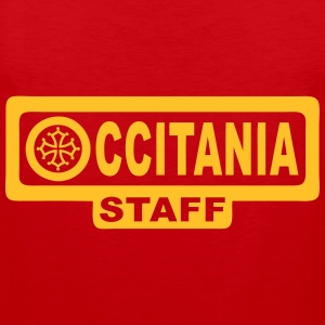 occitania staff design Sweat-shirts - Débardeur Premium Homme