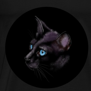 Black Cat Baby Long Sleeve Shirts - Men's Premium T-Shirt