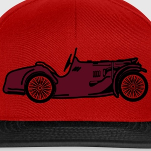 oldcar_2c Tee shirts - Casquette snapback