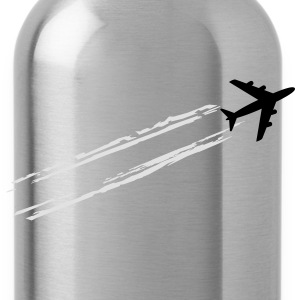 Chemtrails T-Shirts - Trinkflasche