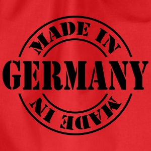 made_in_germany_m1 Langarmshirts - Turnbeutel