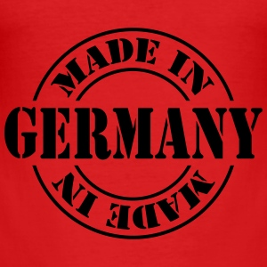 made_in_germany_m1 Langarmshirts - Männer Slim Fit T-Shirt