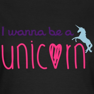 Unicorn T-Shirts - Frauen T-Shirt
