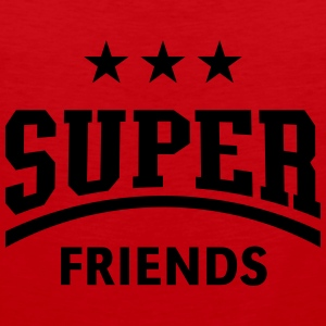 Super Friends T-Shirts - Men's Premium Tank Top