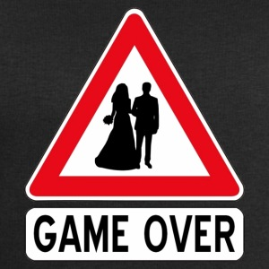 game over T-shirts - Mannen sweatshirt van Stanley & Stella