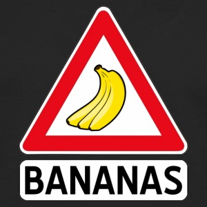 bananas T-Shirts - Men's Premium Longsleeve Shirt