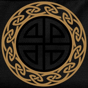 Celtic Shield Knot, Protection, Four Corner, Norse Hoodies & Sweatshirts - Kids' Backpack