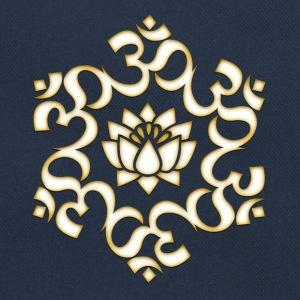 Om Lotus, Buddhism, Yoga, Meditation, spiritual Hoodies & Sweatshirts - Retro Bag