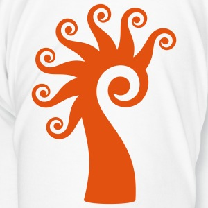 Curl Tree - Men's Premium T-Shirt