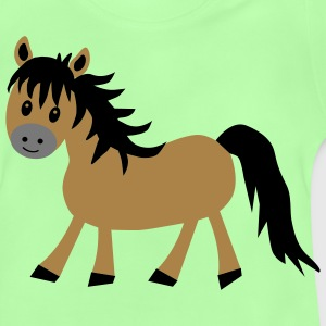 Cute Pony / Horse Hoodies - Baby T-Shirt