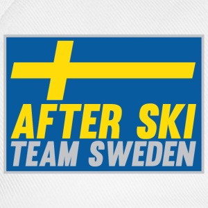 After Ski Team Sweden Classic logo shirt - Basebollkeps