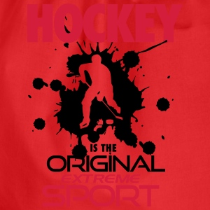 Hockey is the original extreme sport T-skjorter - Gymbag
